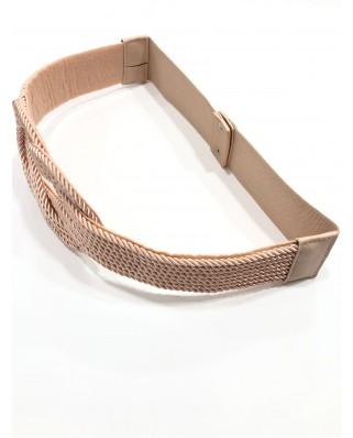 Kokodol.com - Cinturón Nudo Cuerdas - Rosa
