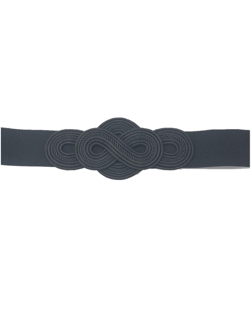 Kokodol.com - Cinturón Fiesta Negro