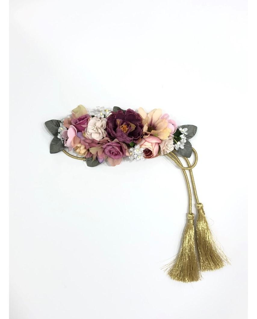 kokodol.com - Cinturón Flores Nastasi