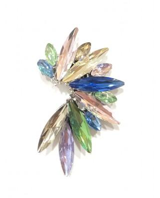 kokodol.com - Pendientes Flora multicolor