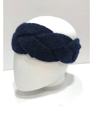 kokodol.com - Turbante Trenzado azul