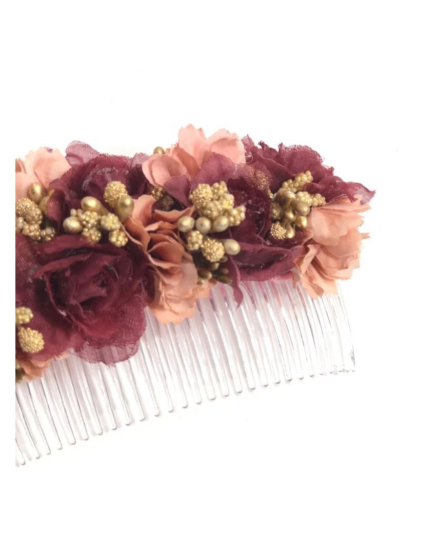 kokodol.com - Peina Flores Emily rosa