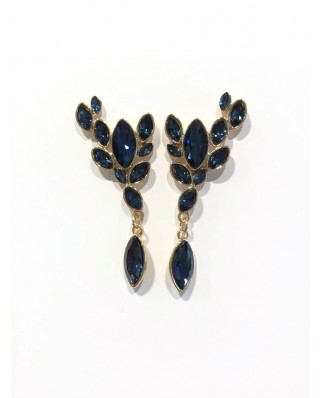 kokodol.com - Pendientes Scorpio azul
