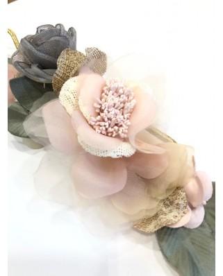 kokodol.com - Cinturón Flores Cordón Nastasi nude