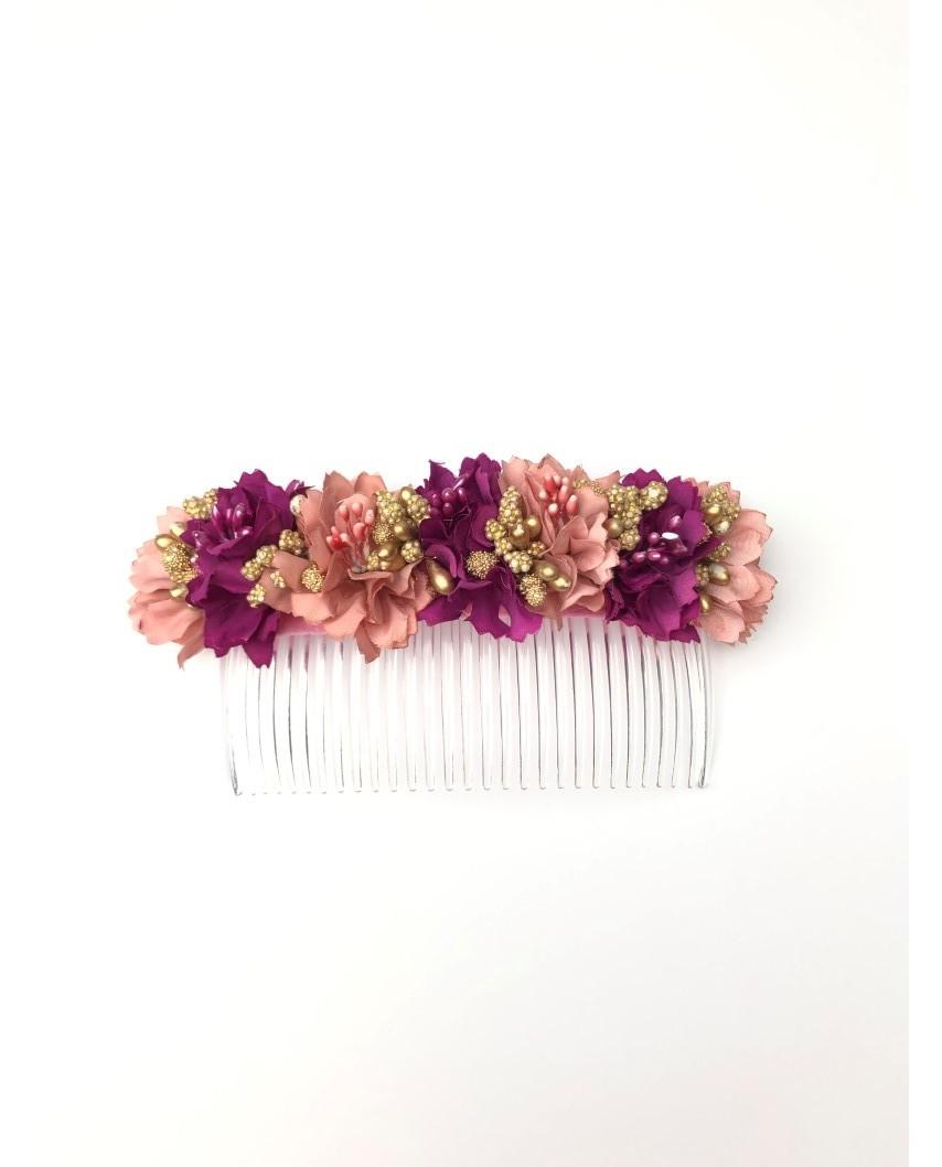 kokodol.com - Tocado flores Lynda buganvilla