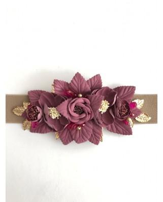 Kokodol.com - Cinturón Flores