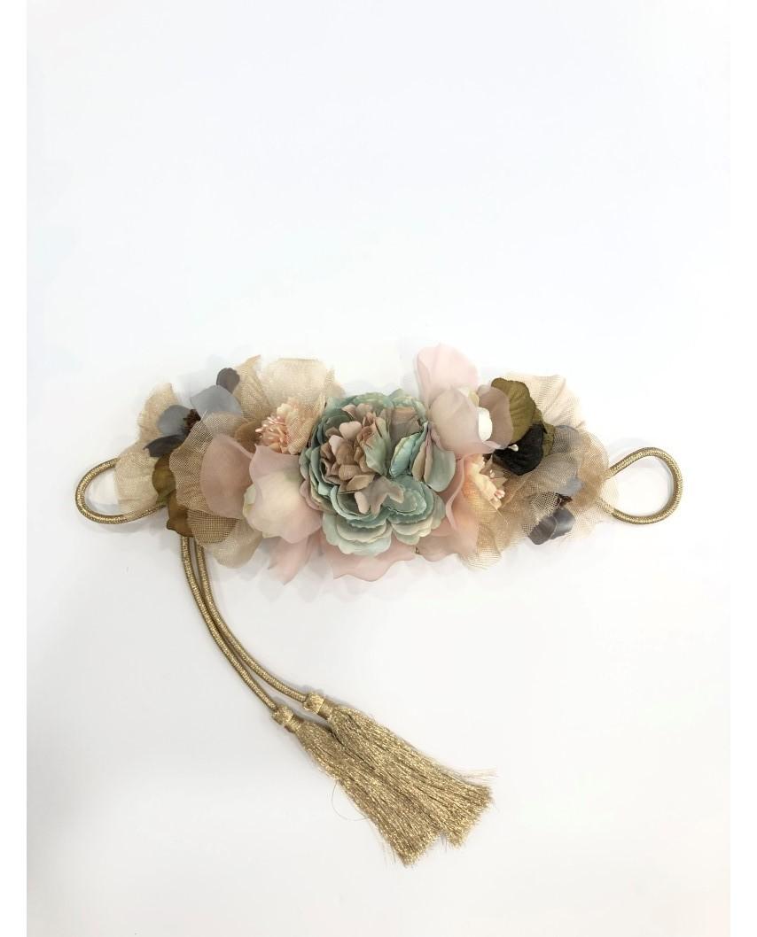 kokodol.com - Cinturón Flores Cordón Marena