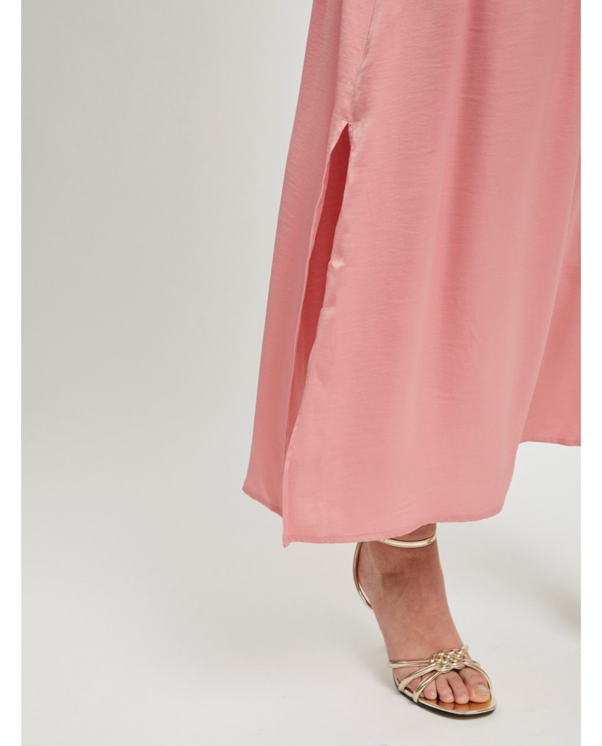 kokodol.com - Falda Maxi Vimelli rosa