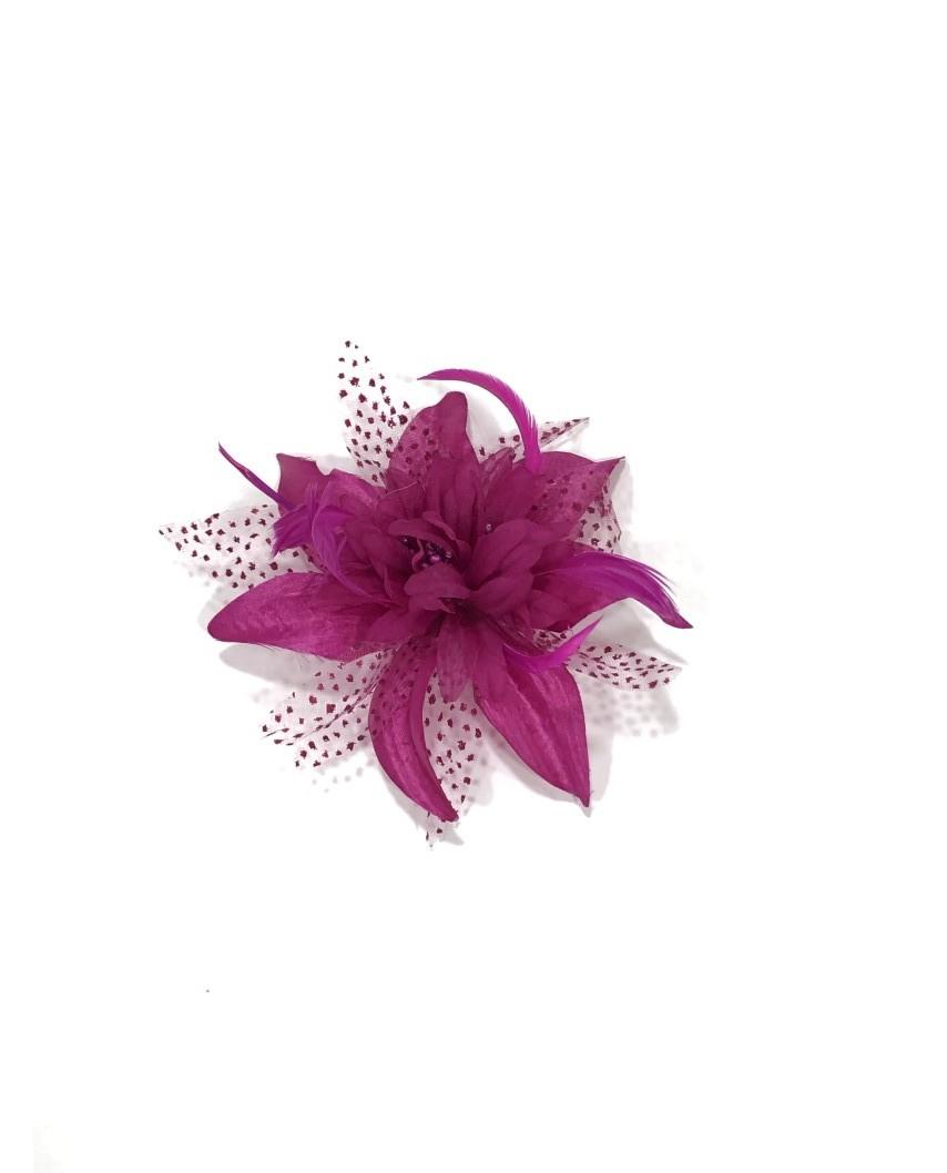 kokodol.com - Tocado Flor buganvilla