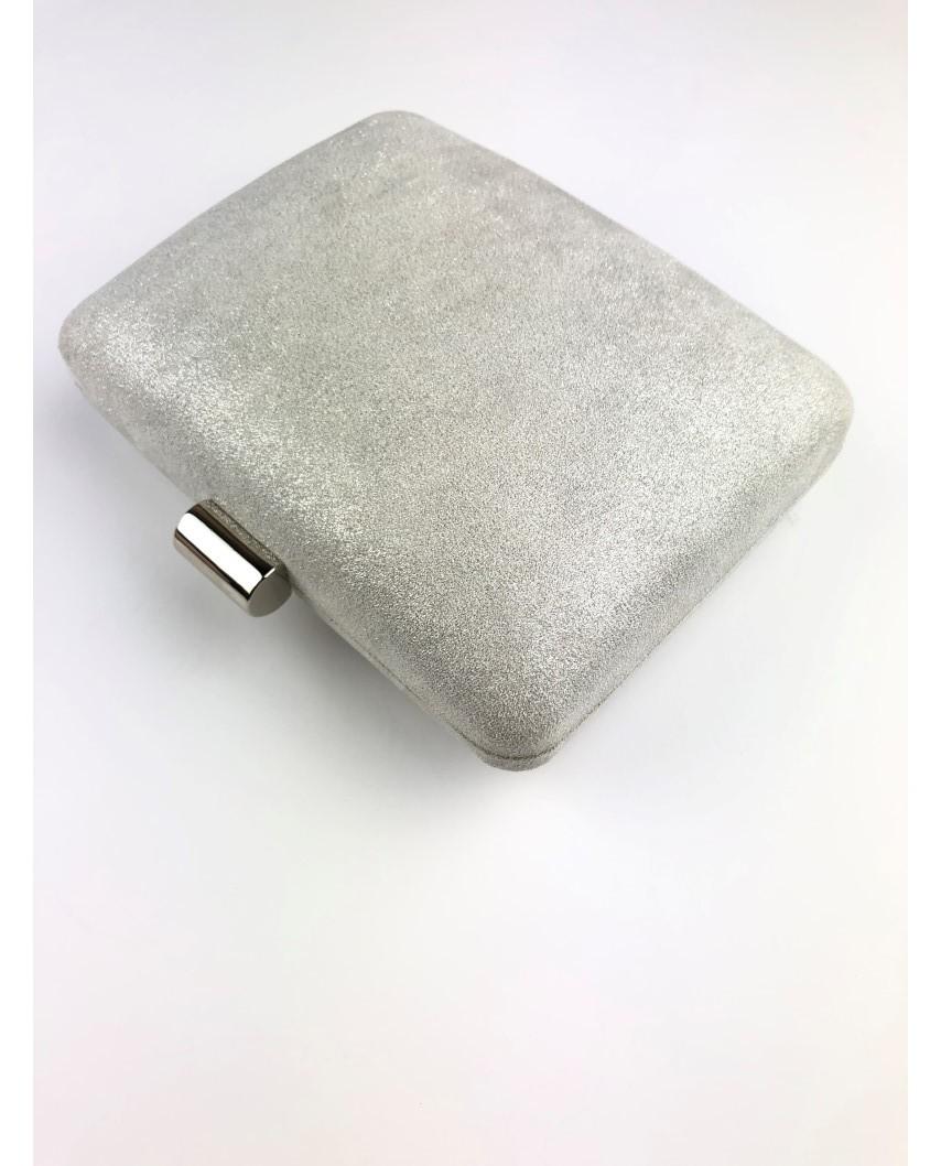 kokodol.com - Clutch Ante Square plataeado