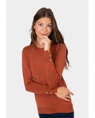 kokodol.com - Jersey Sahara marron