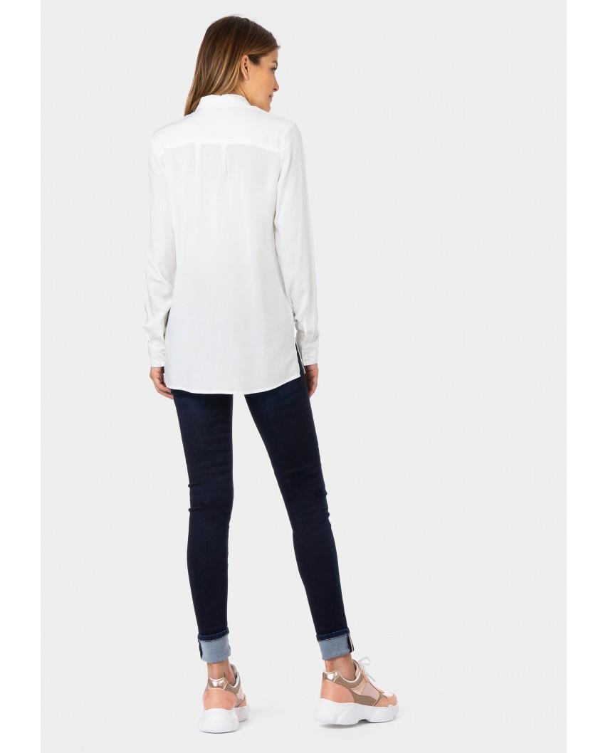 kokodol.com - Camisa Ivanta blanco