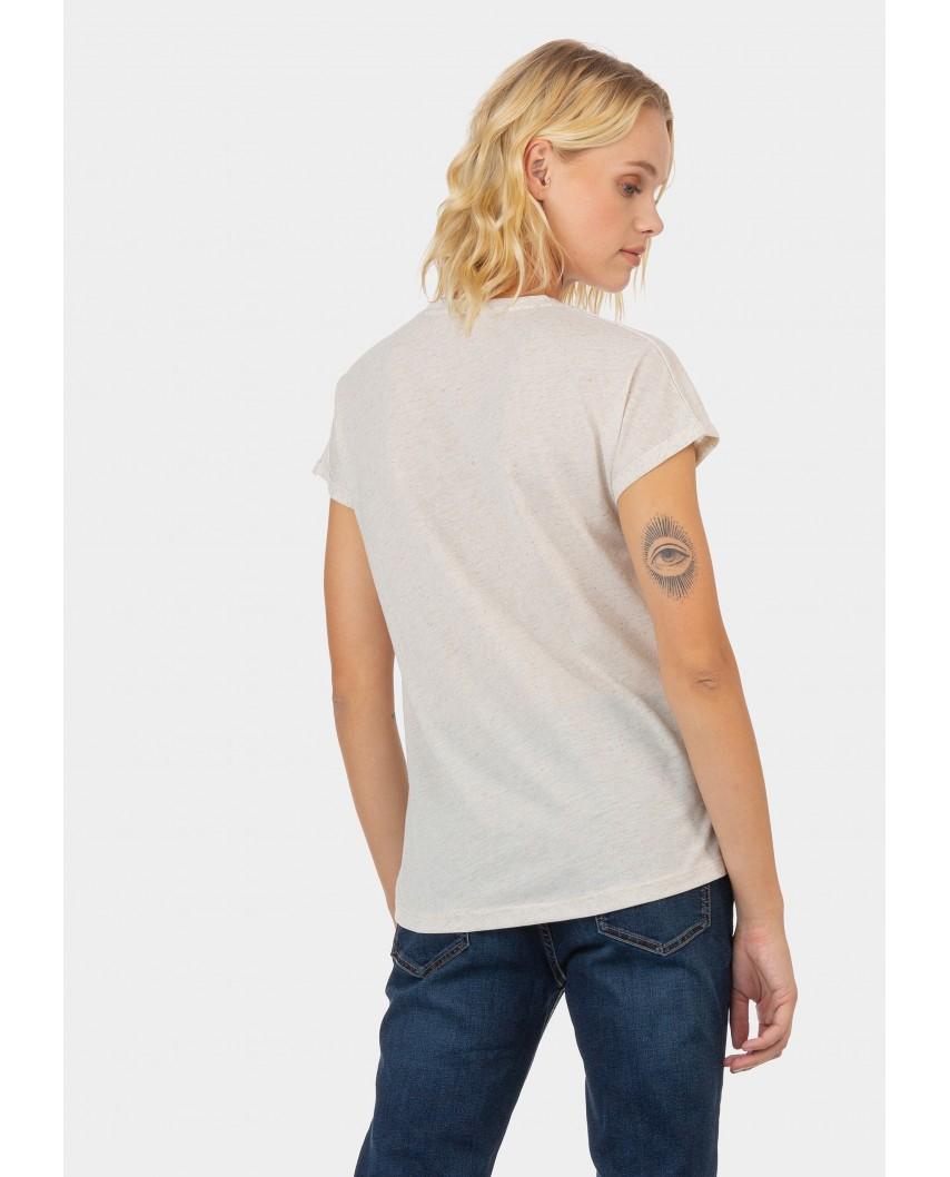 kokodol.com - Camiseta Alaia beig