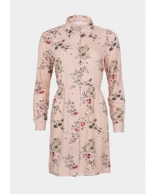 kokodol.com - Vestido Babilonia rosa