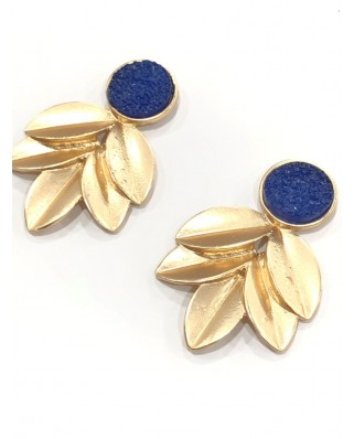 kokodol.com - Pendientes Eulalia azul