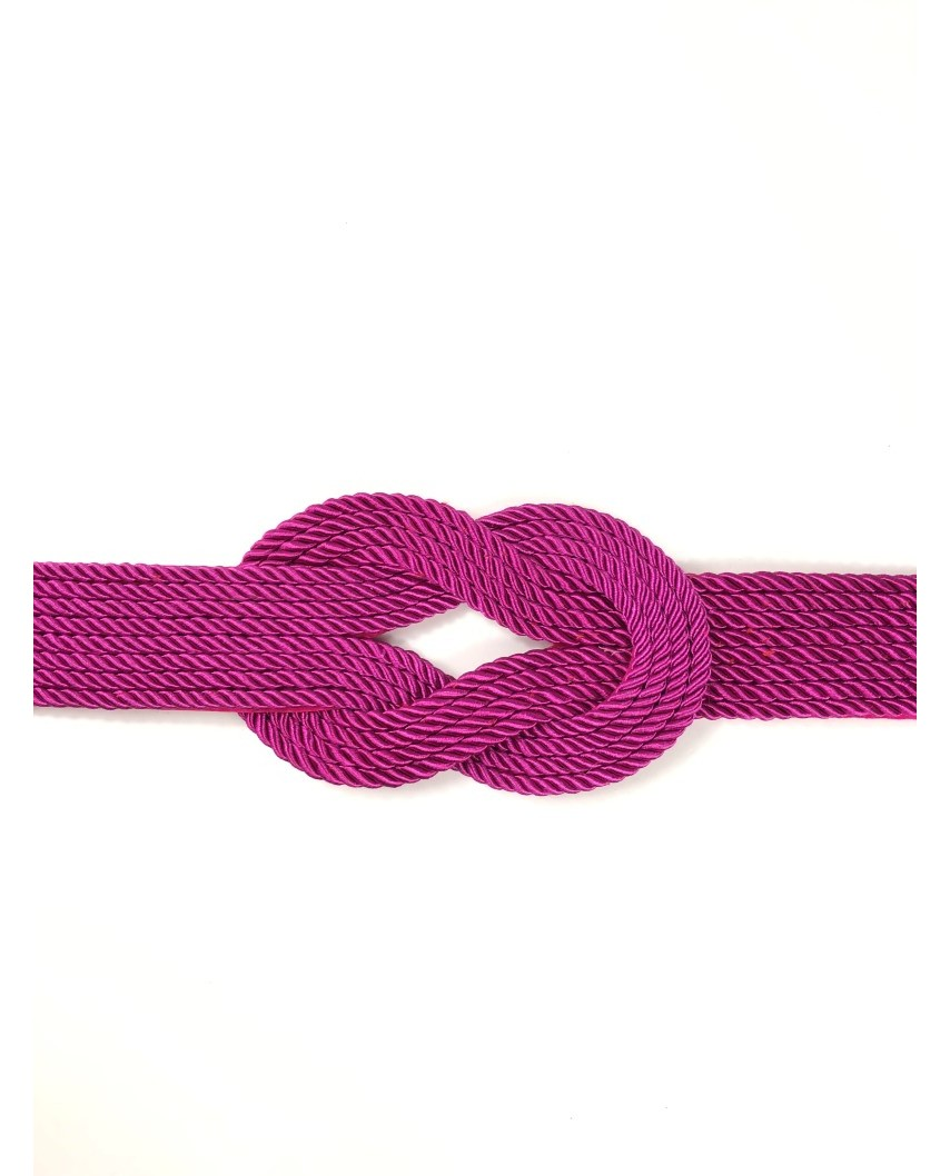 kokodol.com - Cinturón Cuerda buganvilla