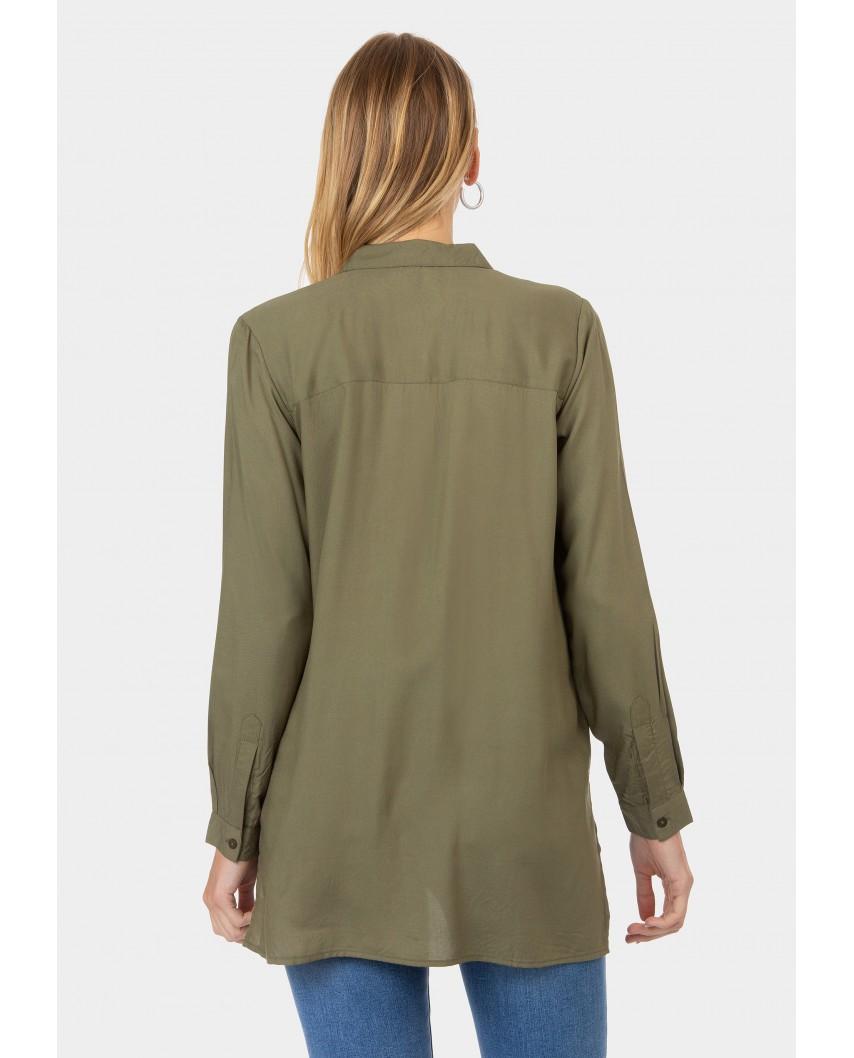 kokodol.com - Camisa Varzea verde