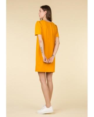 kokodol.com - Vestido Zelya amarillo