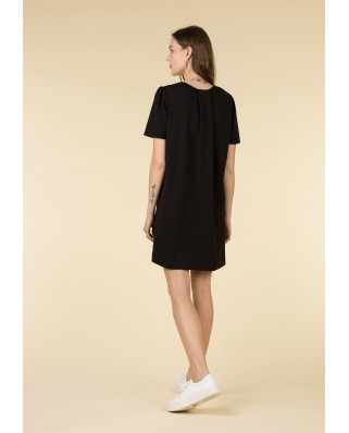 kokodol.com - Vestido Zelya negro
