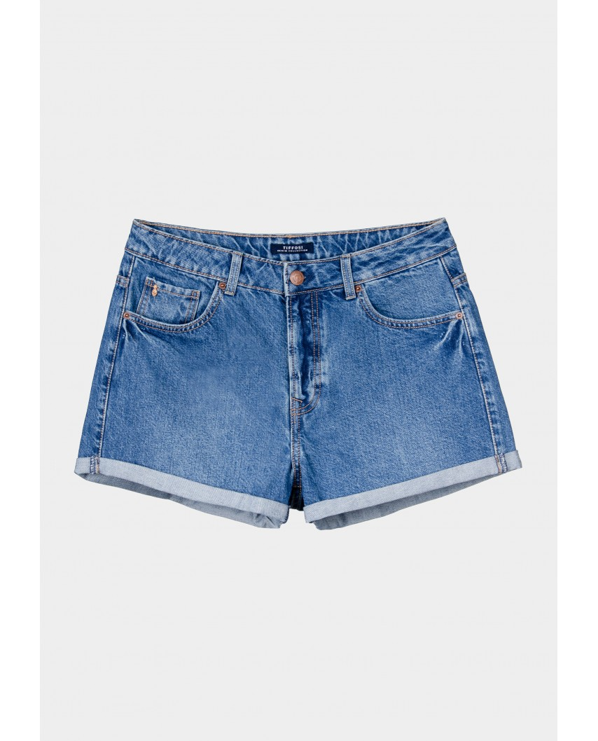 kokodol.com - Short Rose denim