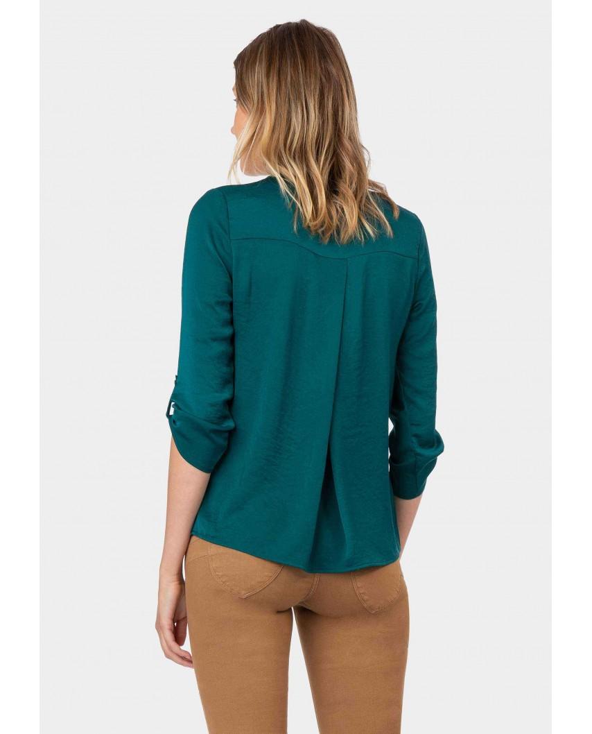 kokodol.com - Blusa Carey verde