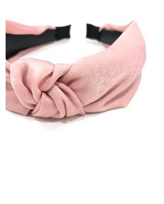 kokodol.com - Diadema raso Shae rosa