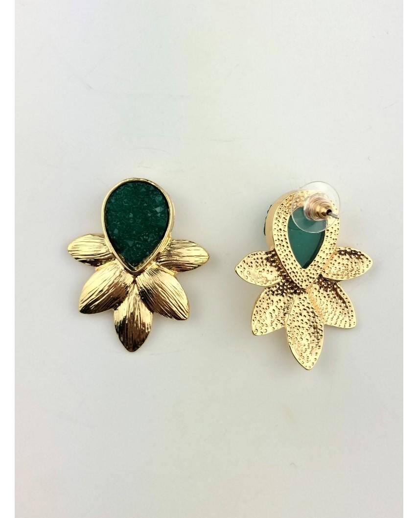 kokodol.com - Pendientes Lyana verde