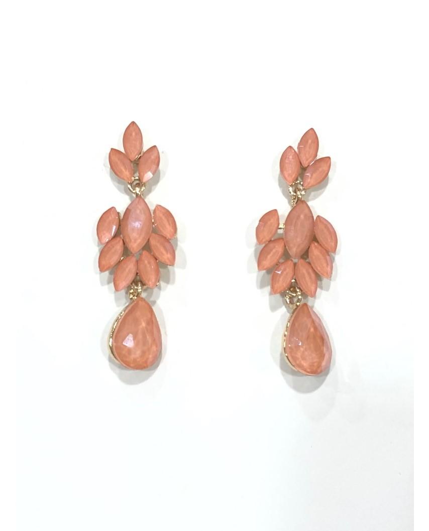 kokodol.com - Pendientes Jeno rosa
