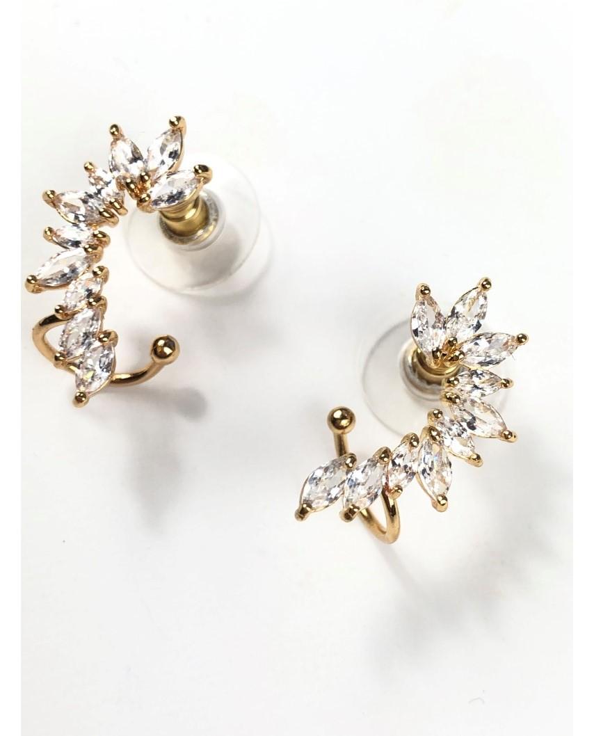 kokodol.com - Pendientes Mini Earcuff dorado