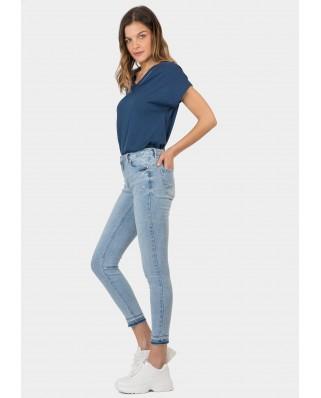 kokodol.com - Jeans Body Curve bordado