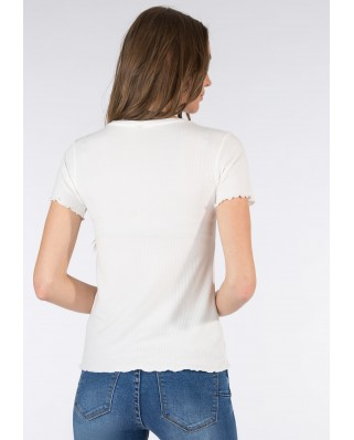 kokodol.com - Camiseta Mystic blanco