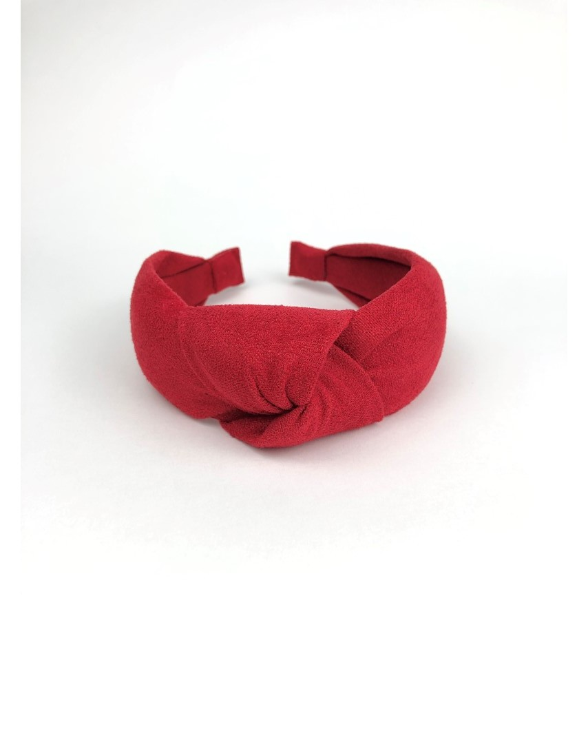 kokodol.com - Diadema Ante Jane rojo