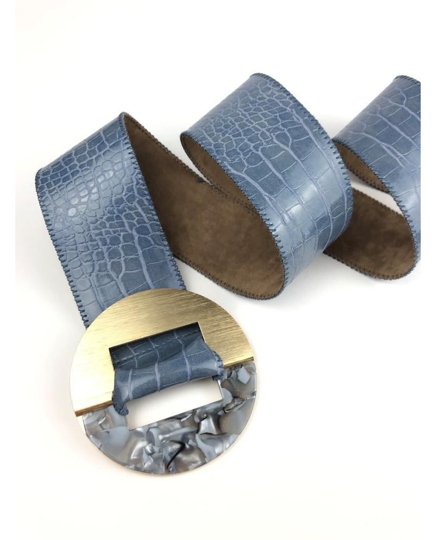 kokodol.com - Cinturón Zailan azul