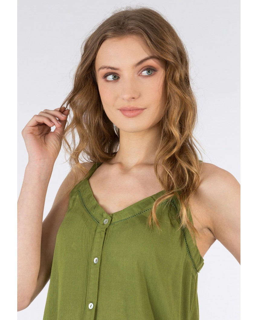 kokodol.com - Top Dreamy verde