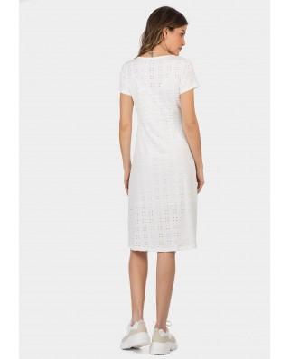 kokodol.com - Vestido Shriya blanco
