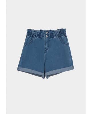 kokodol.com - Short Mila dark denim