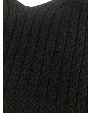 kokodol.com - Top Crop Hilo negro
