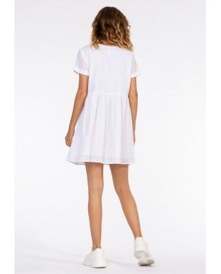 kokodol.com - Vestido Hanna blanco
