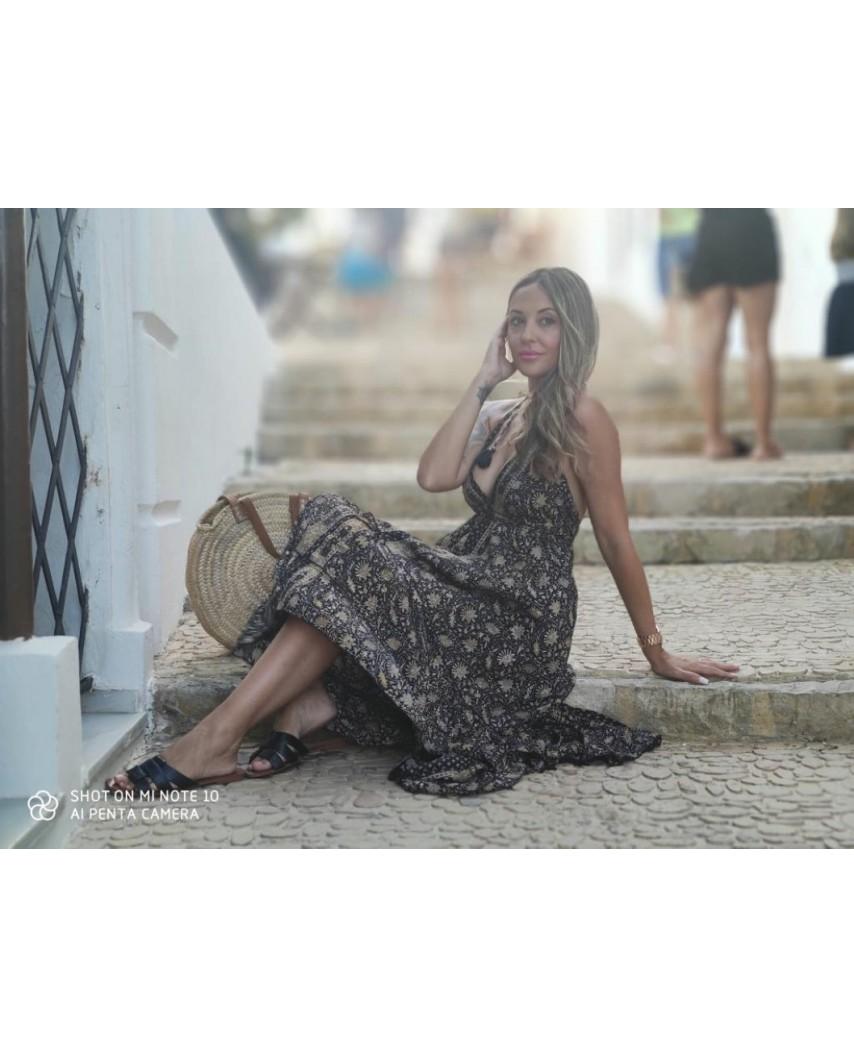 kokodol.com - Vestido Bali negro