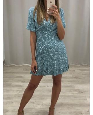 kokodol.com - Vestido Luna turquesa