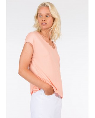 kokodol.com - Camiseta Eunice rosa