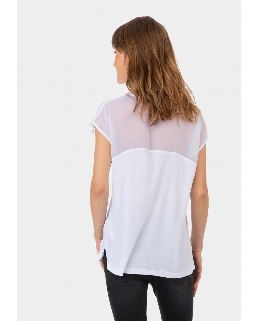 kokodol.com - Camiseta Eunice blanco