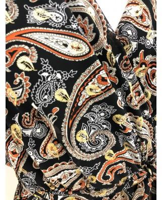 kokodol.com - Vestido Pasley azul
