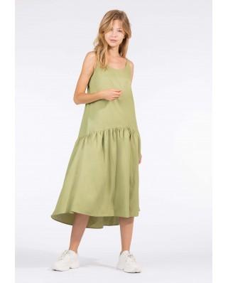 kokodol.com - Vestido Adora verde
