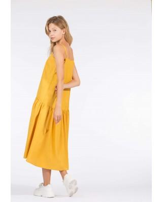 kokodol.com - Vestido Adora amarillo