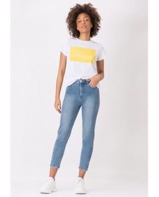kokodol.com - Jeans Mom Slim