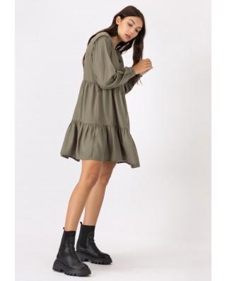 kokodol.com - Vestido Brandy verde